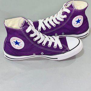 Chuck Taylor All Star Hi Eggplant Purple